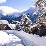 Lieu pour votre multi activités en hiver