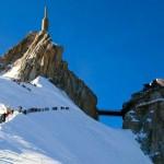 Séminaire raquettes ski à la Vallée Blanche