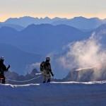 Séminaire en refuge dans les Alpes