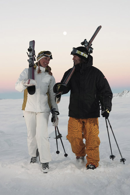 Alpes séminaire multi activités neige