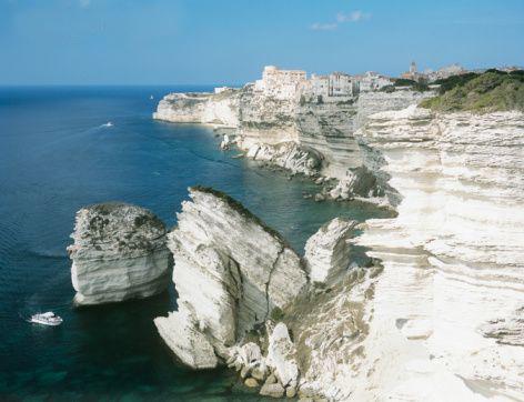 lieu de votre incentive en Corse