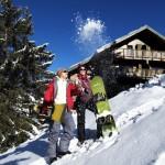 Séminaire Team Building dans les Alpes