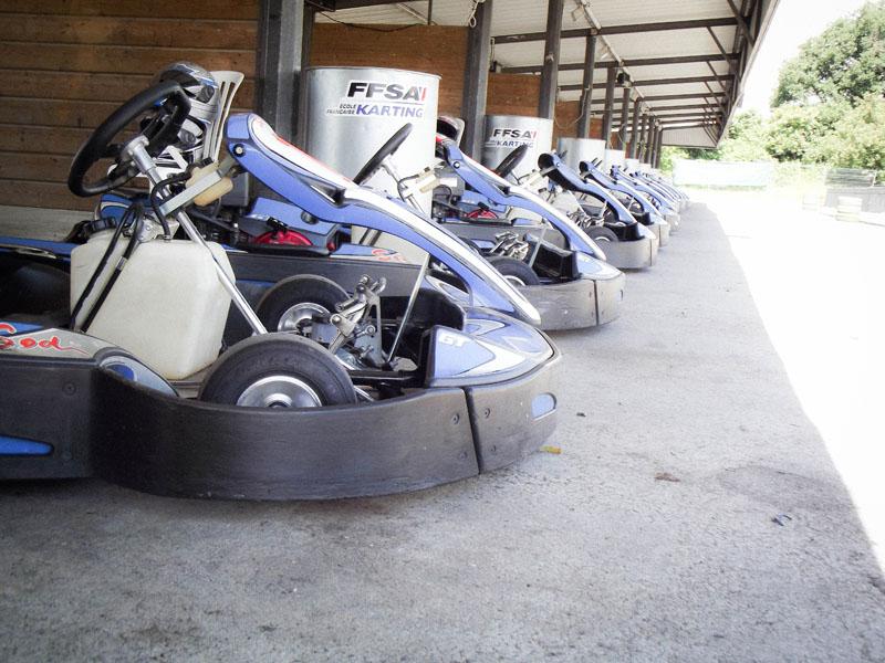 challenge karting à lyon