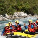 Séminaire rafting, eau vive