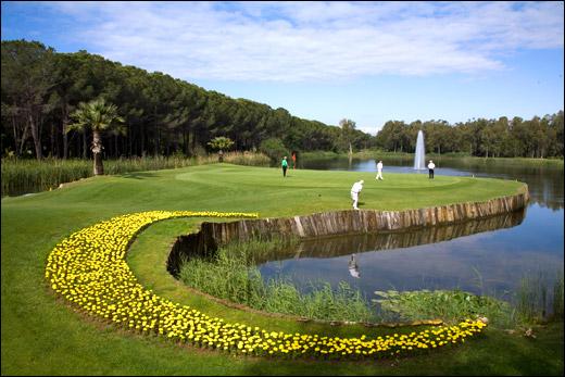 golf en turquie