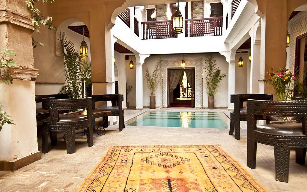 Un Riad de charme pour accueillir vos invités lors de votre séminaire au Maroc.