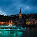 Soirée croisière à Lyon