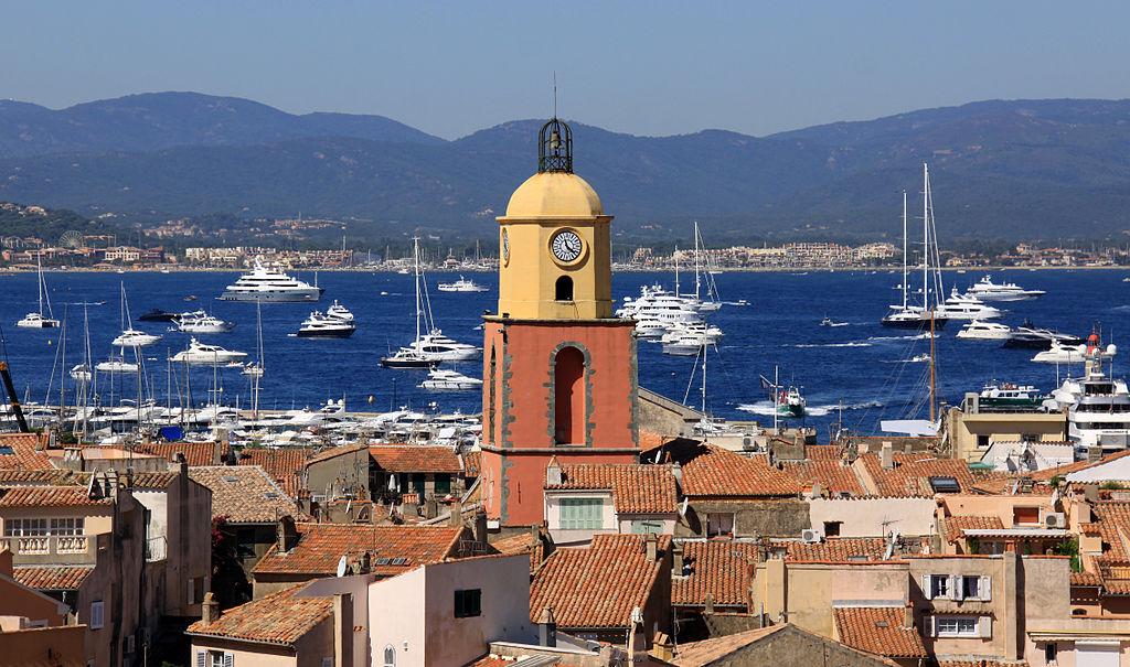 Le charme du vieux port de Saint-Tropez pour votre séminaire