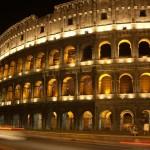 Le Colisée, théâtre de votre séminaire à Rome