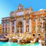 La Fontaine de Trevi, un incontournable de votre séminaire à Rome