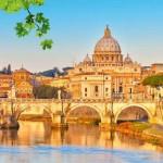 Monuments historiques de Rome, du charme pour votre séminaire.
