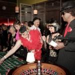Soirée à thème années folles et casino