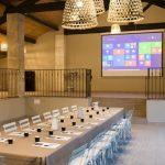 séminaire de travail et quad en France - Provence
