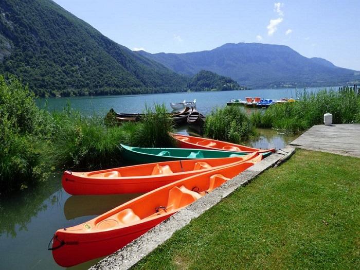 séminaire au lac d'aiguebelette muilti-activités
