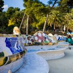 Séminaire à Barcelone, cité de Gaudi